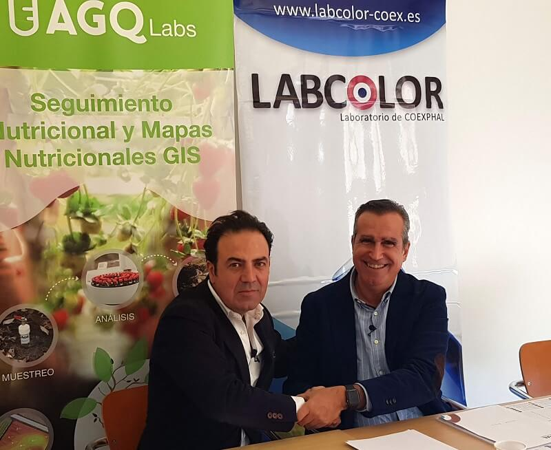 Agreement AGQ Labs and Labcolor